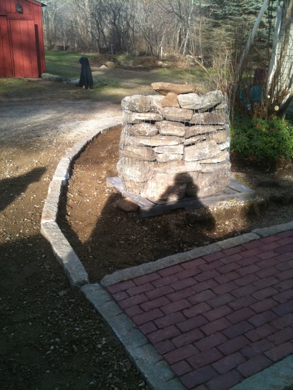 Reclaimed Granite Curb Stock – Stone of New England