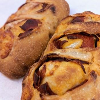 Pepperoni Asiago Loaf