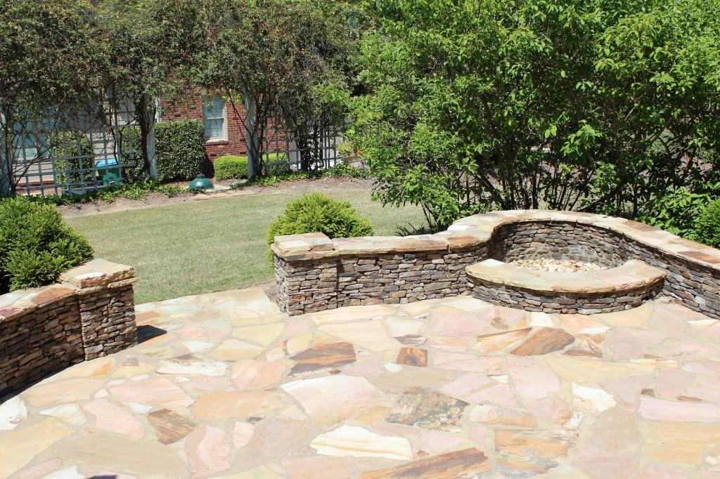 Stone Patio Design Contractor Company Northern Virginia