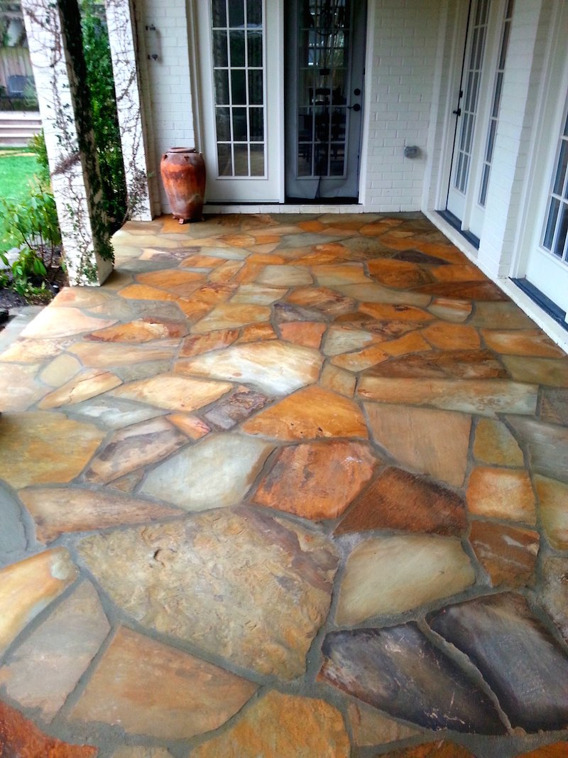 charlotte pavers stone