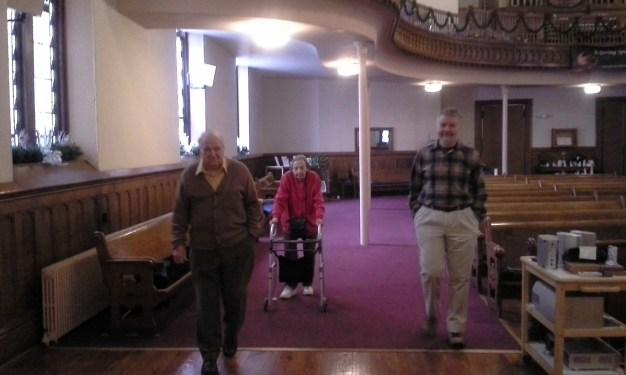 Wilma Lawson 90th birthday 12/27/15