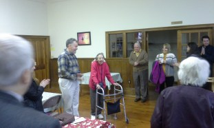 Wilma Lawson 90th birthday 12/27/15