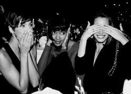 Linda, Naomi & Christy