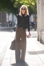 Rich Caramel Brown Trousers