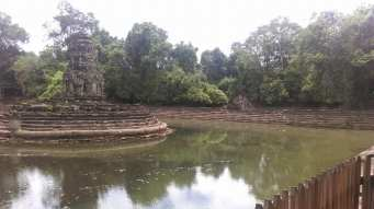 temples cambodia weed