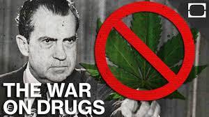 nixons war on weed