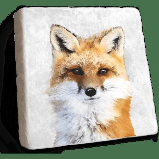 Fox Marble Coaster