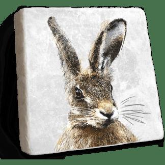 Hare Marble Coaster