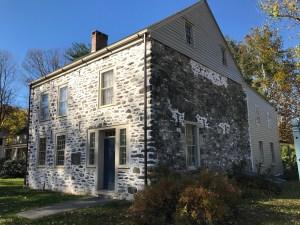 Stone Ridge Library, Main Building, Fall 2016