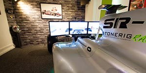 60 Minutes formula One simulation in Virtual Reality