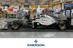 Formula One simulation hire at Emerson