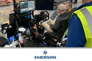 Touring car Simulation hire Emerson.