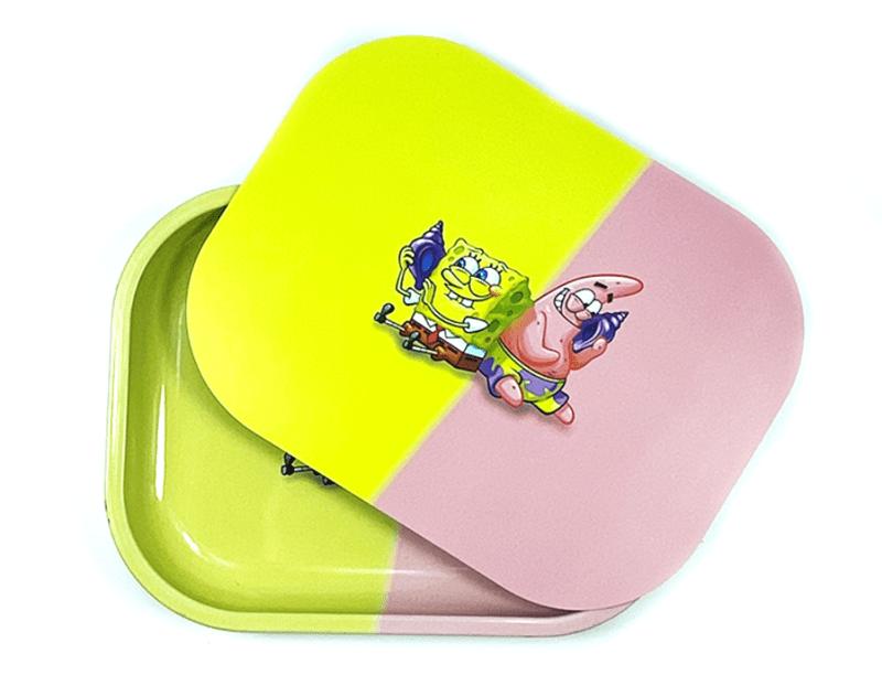 spongebob tray