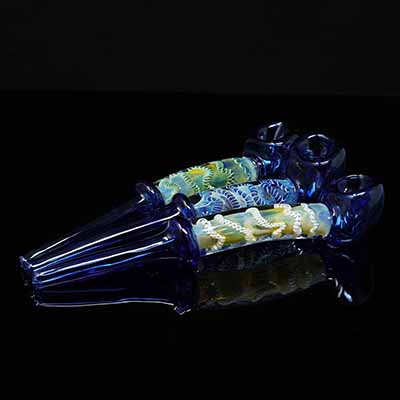glass gandalf pipes