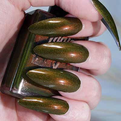 420 nail polish