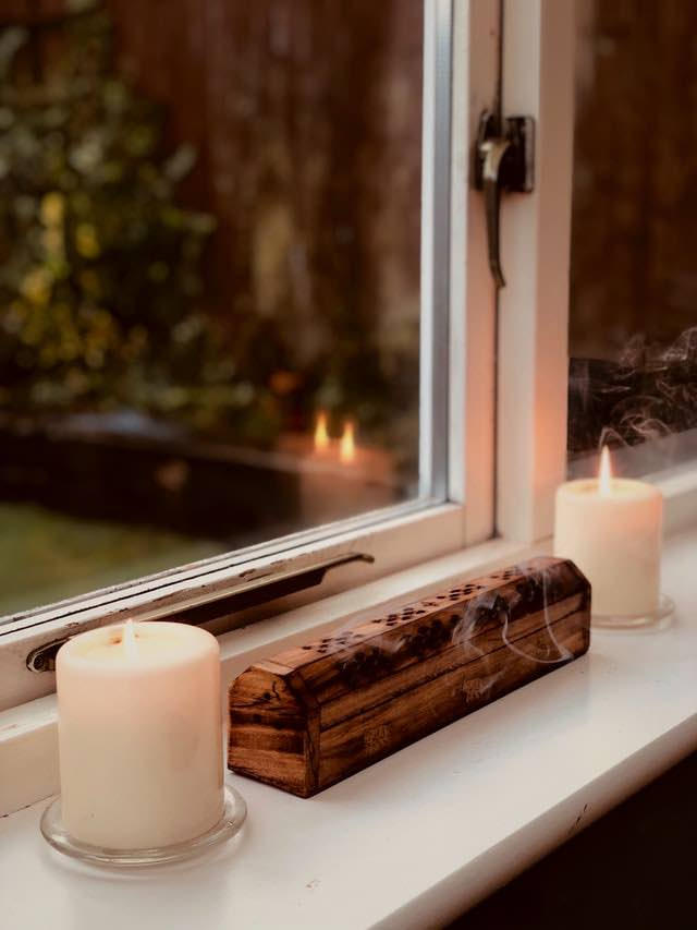 incense-and-candle-method