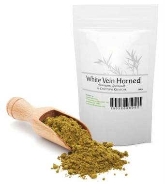 White Vein Horned Kratom