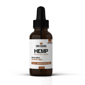 CBD Essence Hemp Tincture