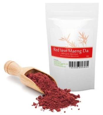 Red Vein Maeng Da Kratom