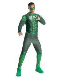 Green Lantern Halloween Costume For Women