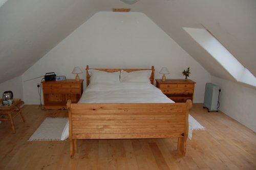Sunset bedroom