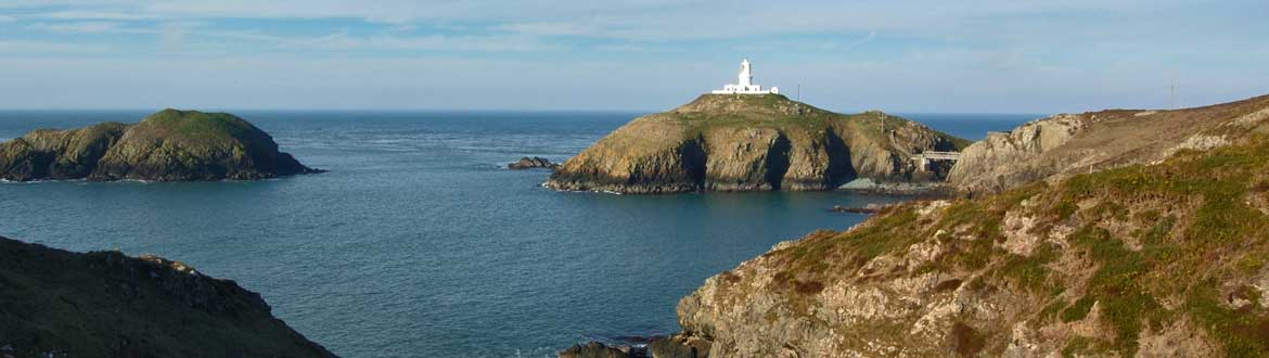 Breathtaking views round every twist and turn of the coastal path help make Pembrokeshire one of the best coastal destinations in the world.