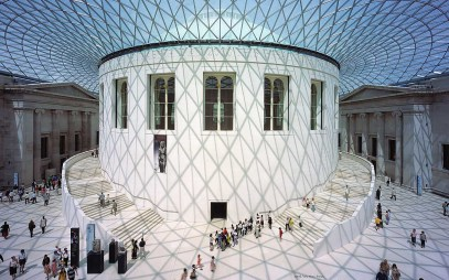 British Museum, London. An award winning project.