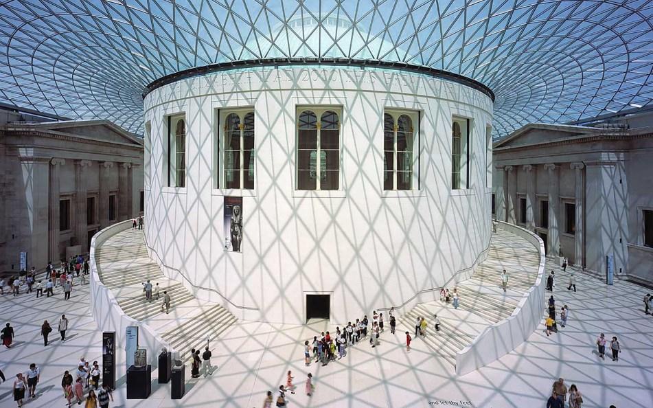 British Museum, London. An award winning project.