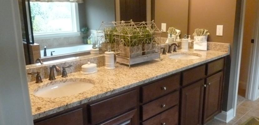 atlanta granite bathroom countertop options | stone select