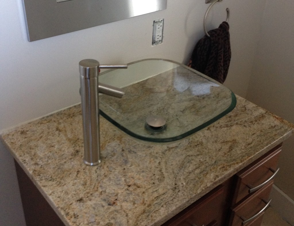 Granite For Bathroom Vanity stone countertops & vanity tops - the stone shop