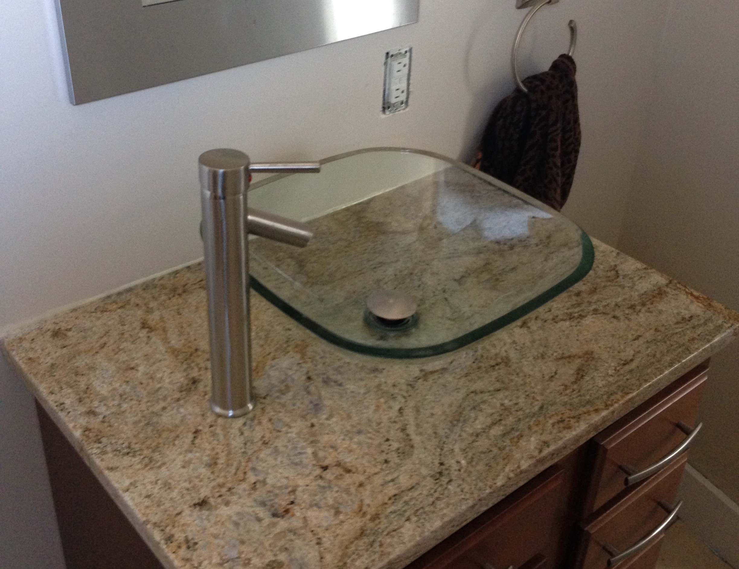 Bathroom Sink Dreamy Person Fresh Granite Bathroom Sinks