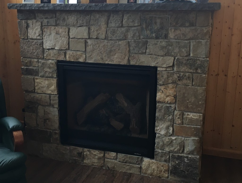 pin veneer better stone arizona by fireplace installed fireplaces for a