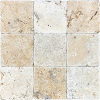 Castle Picasso Travertine - Stone Solutions