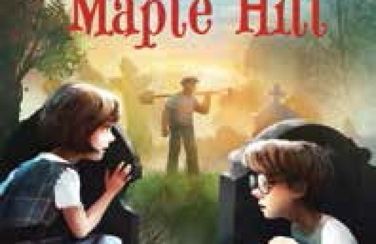 the spy catchers of maple hill Adelle Macdowell