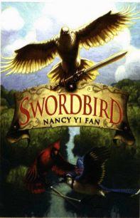 Swordbird book cover