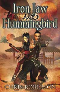 Iron Jaw and Hummingbird book cover