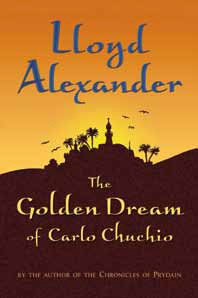 The Golden Dream of Carlo Chuchio book cover