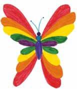 Flying Solo rainbow fly