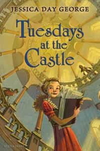 Tuesdays at the Castle book cover