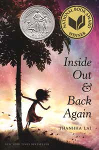 Inside Out and Back Again book cover