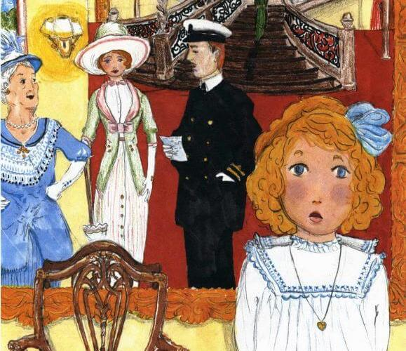 Of Governesses and Greasers poeple in a ship