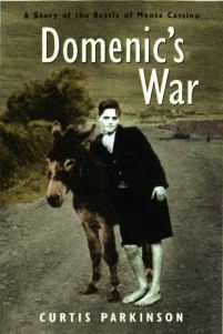 Domenic's War: A Story of the Battle of Monte Cassino book cover