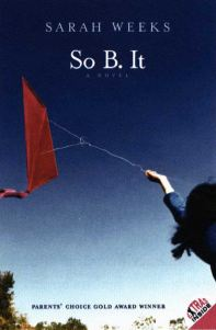 So B. It book cover