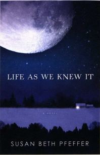 Lif e As We Knew It book cover