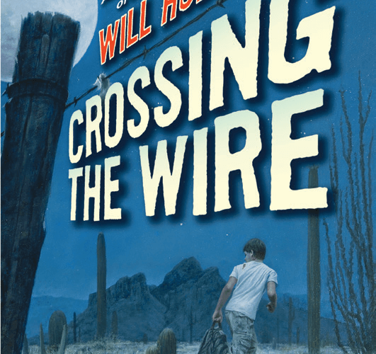 Crossing the Wire cover book