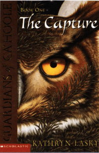 Guardians of Ga'Hoole, Book One: The Capture book cover