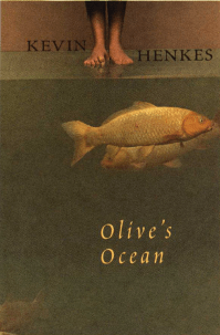 Olive's Ocean book cover