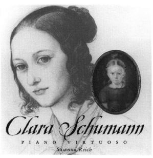 Clara Schumann: Piano Virtuoso book cover