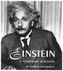 Einstein: Visionary Scientist book cover