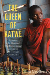 The Queen of Katwe book cover